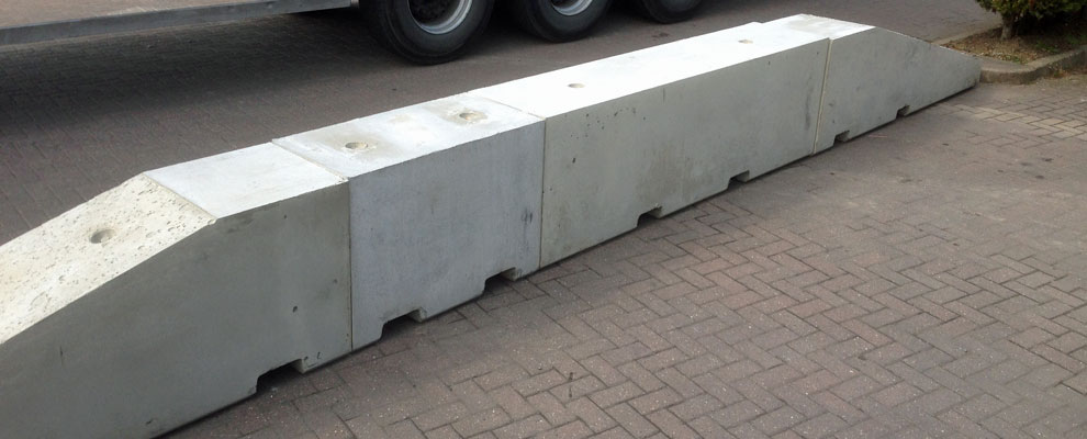 Special Offers On Concrete Barriers Polysafe